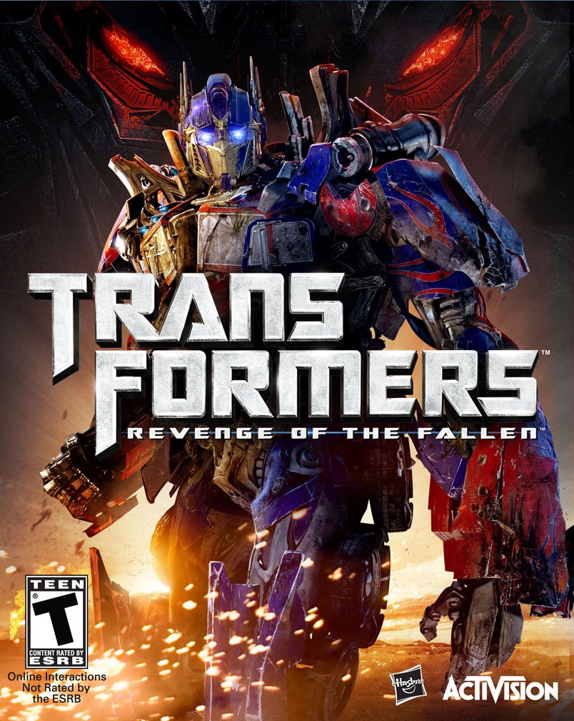 Transformers: Revenge Of The Fallen (2009) (1C) (RUS) [RePack]