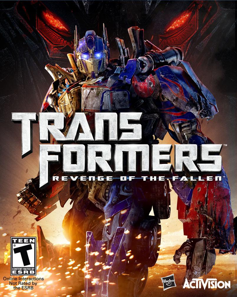 Transformers: Revenge Of The Fallen (2009) (1C) (RUS) [RePack]